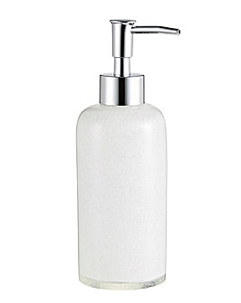 Pearl Glitter Soap Dispenser