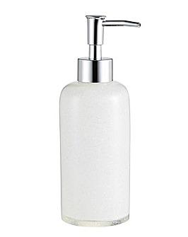 Pearl Glitter Soap Dispenser