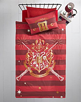 Harry Potter Noel Single Panel Duvet