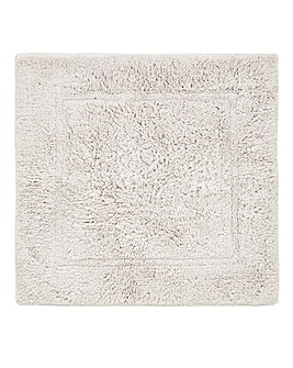 Square Cotton Bathmat