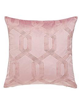 Emboss Velvet Cushion