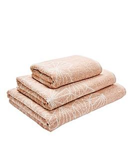 Madrid Diamond Towel Range