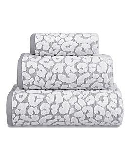 Leopard Printed Towel Range