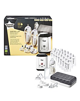 Tommee Tippee Express and Go Kit