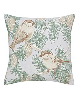 Winter Pine Cushion