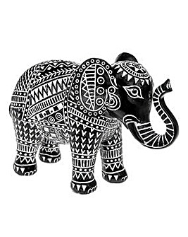 Aztec Elephant Ornament