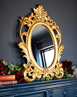 Joe Browns Decadent Gold Mirror