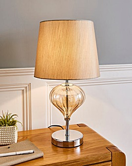 Luton Glass Table Lamp