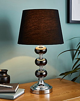 Avon Table Lamp - Black