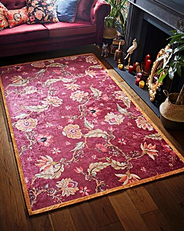 Joe Browns Floral Bloom Rug Large