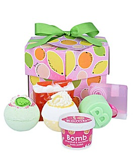 Bomb Cosmetics The Fruit Box Gift Set
