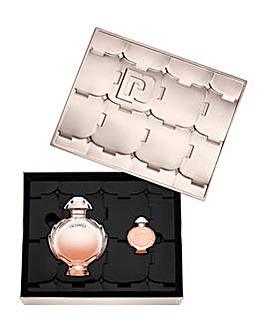 Paco Olympea Aqua EDP 80ml & 6ml Set