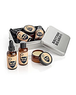 British Beard Co. Beard Care Kit