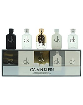 Calvin Klein Deluxe Travel Collection - Unisex Gift Set