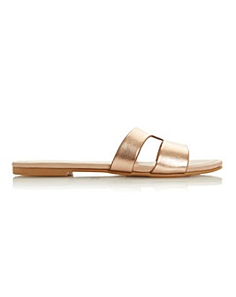 Head Over Heels Lordi Slip On Sldier Sandals