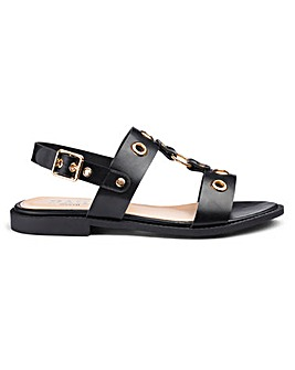 Raid Pansie Sandals Wide Fit