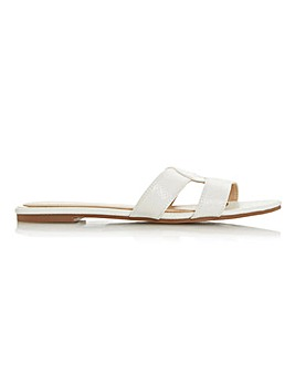 Head Over Heels Lucien Slider Sandals