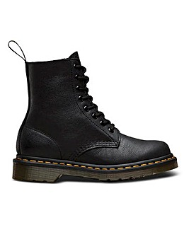 Dr. Marten 1460 Pascal 8 Eyelet Boots Standard Fit Virginia Leather