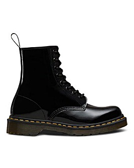 Dr. Marten 1460 Pascal 8 Eyelet Boots Standard Fit Patent Leather
