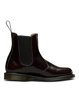 Dr. Martens Flora Pull On Chelsea Boots Standard Fit