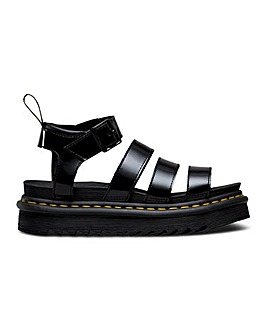 Dr. Martens Blaire Patent Sandals