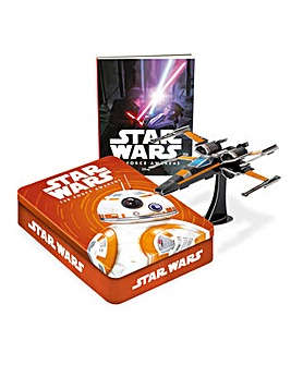 Star Wars Force Awakens Gift Tin Book