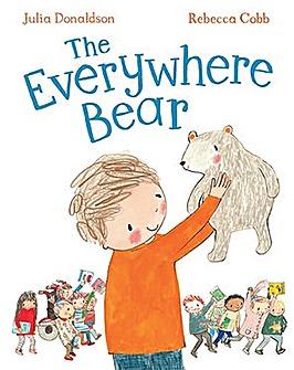 Everywhere Bear Book