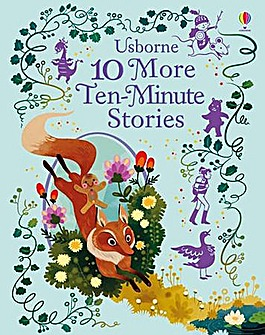 10 More Ten Minute Stories Book
