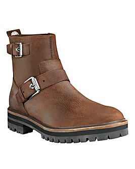 Timberland London Square Biker Boots Standard D Fit