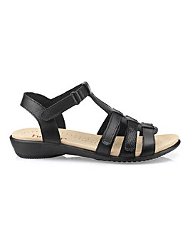 Hotter Sol Sandals Wide Fit