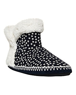 Superdry Slipper Boots D Fit