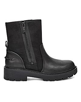 Ugg Polk Biker Ankle Boots Standard D Fit