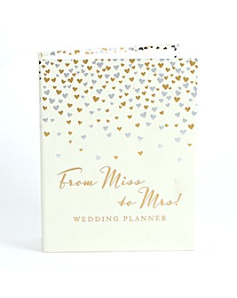 Amore Little Hearts Wedding Planner