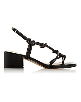 Head Over Heels Sandals Standard Fit