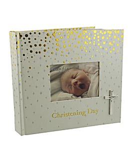 Bambino Christening Day Photo Album