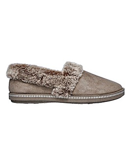Skecheers Cozy Campfire Toasty Slippers