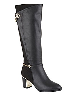 Lotus Autora High Leg Boots D Fit