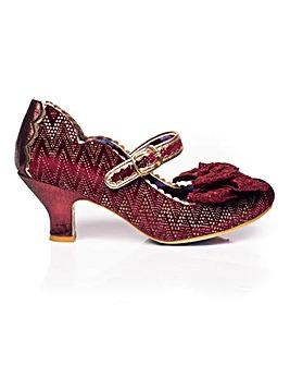 Irregular Choice Summer Breeze Mary Jane Court Shoes Standard D Fit