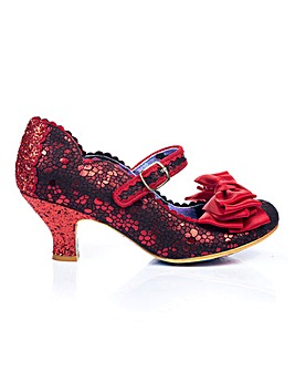 Irregular Choice Summer Breeze Mary Jane Court Shoes Standard D Fit