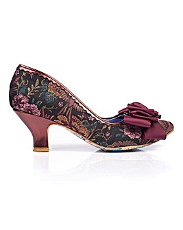Irregular Choice Viola Court Shoes