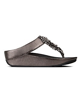 FitFlop Rumba Toe Post Sandals