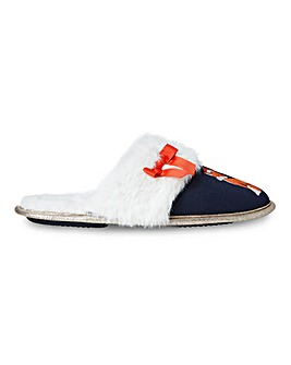 Joe Browns Mule Slippers Standard Fit