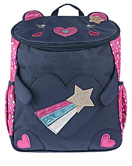 Accessorize Betty Bear 3D Backpack