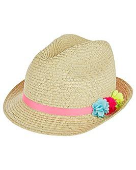 Accessorize Pom Pom Hat