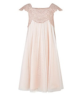 Monsoon Estella Sparkle Dress