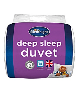 Silentnight Deep Sleep 7.5 Tog Extra Filling Duvet