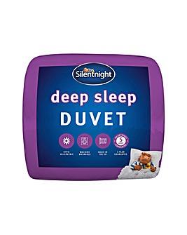 Silentnight Deep Sleep 7.5 Tog Extra Filling Duvet