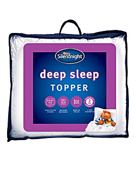 Silentnight Deepsleep Mattress Toppers