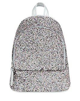 Monsoon Pic N Mix Glitter Mini Backpack