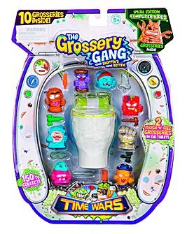 Grossery Gang 10 Pack Flush & Fizz S5